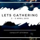 LETS GATHERING 2 - 5 APRIL 2019