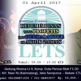 Seminar Umum 01 April 2017