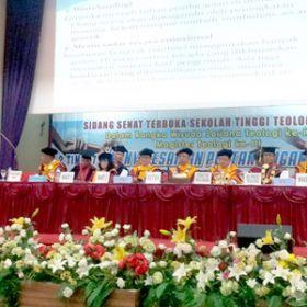 STT LETS Adakan Acara Wisuda di Gedung Rhema Kota Bekasi