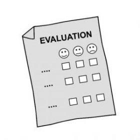 Form Evaluasi Kinerja Dosen S1 Teo
